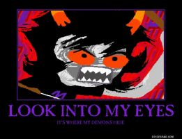 Gamzee Poster by AngelOfTheNight666