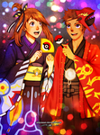 [Event] We are ready for the party! by LadyZwaan