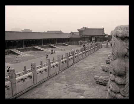 Forbidden City by STDesigns
