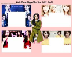 Pack Theme Happy New Year 2014 Part 2 - by baolinh21