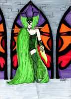 Hela. by Anthony-Callaghan