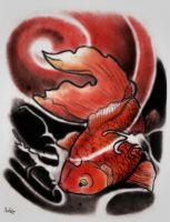 Koi by packness