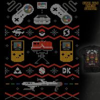 Super Ugly Gaming Sweater - tee by InfinityWave