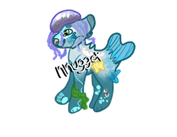 Sea puppy adopt points or paypal [ closed ] by pastelpow