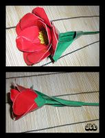 Duct Tape Tulip by DuckTapeBandit