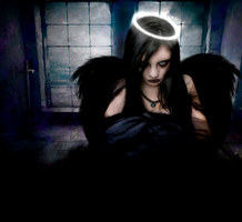 Dark Angel by Reverie-On-Acid