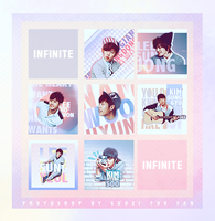 Infinite ICONSET by guozi8242