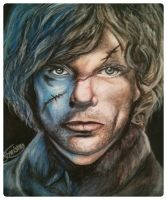Tyrion Lannister by AMystery1994