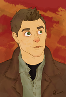 That's more like it - Dean Redraw by RaiseYourChickenWing