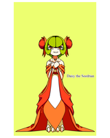 Sonic Boom: Daisy the Seedrian. by Cheroy