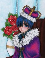 Ciel phantonhive by Mad-Hatter----X