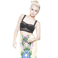 Miley png by iwillbeyourvoice