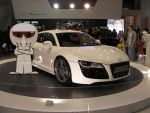 Parappa the STIG in IIMS 2010 by J-Ahmad