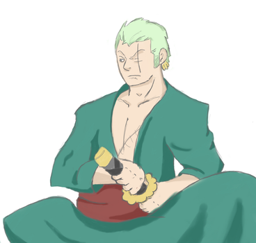 Zoro AT1 by CopperPieces