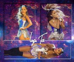 Ariana Grande Photopack Png by LupiTutorials