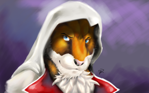 Tiger Ezio by DinoJ-13