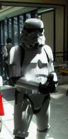 Stormtrooper One by Neville6000
