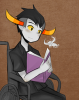 reading by Rolling-Mozaik