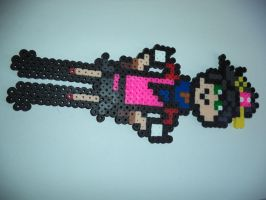 Kay Faraday Bead sprite by AthenaCykes