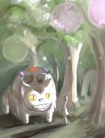My neighbour Totoro by Drakohuhol