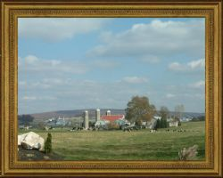 Amish Country by LindaLee