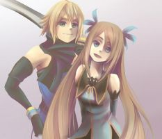 Emil and Marta by BaroqueBeat