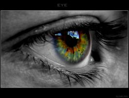 My Eye-Which Is Really Weird by DoMUK