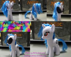 Vinyl Scratch custom by Melon-y