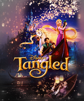 Tangled Blend by LuvMiTux