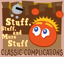 Classic Ch.18 - STUFF STUFF AND MORE STUFF by simpleCOMICS