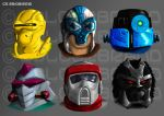 MASKs by Colourbrand