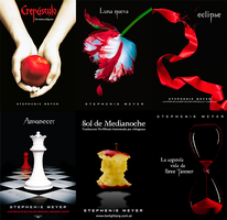 + The Twilight Saga + 2 (Libros PDF) by DreamsPacks