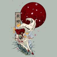 Okami-Chan by Design-By-Humans