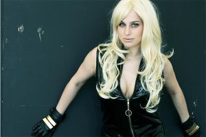 Black Canary Cosplay 2 by Meagan-Marie