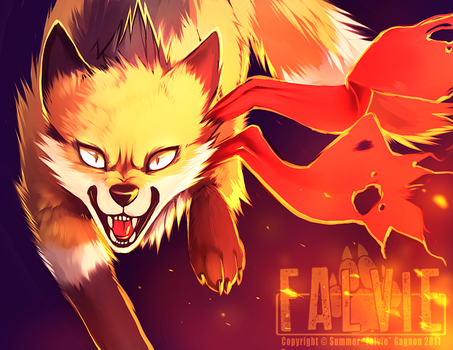Rage by falvie