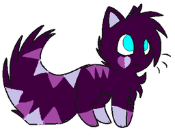 Rocky's Cat Form 1 by avrilrocks1200