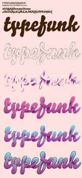 Typefunkography by typefunk