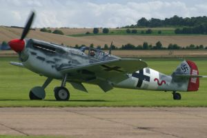 buchon red 1 hispano by Sceptre63