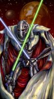 General Grievous Colored by zorm