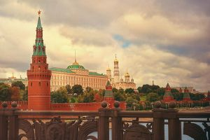 Moscow Kremlin by Roby17