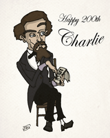 Happy Birthday Charlie by Jacob-R-Goulden