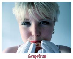 Grapefruit by EtherealMaybe