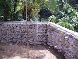 Stone Wall by Insan-Stock