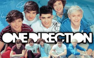 One Direction Wallpaper #11 by MeganL125