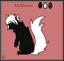 Melibrene ref (Edited) by prism-scales