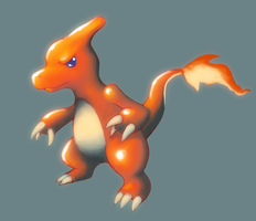 Charmeleon 2 by Hydro-King
