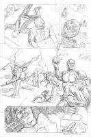 X-Men Page 1 by craigcermak