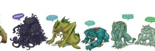 Dagon s Faction by mrAlejoX
