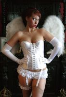 Angel in Lingerie by JessicaFlux