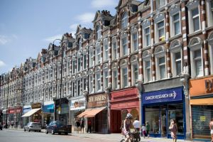 Muswell Hill Broadway view by LunaticDesire